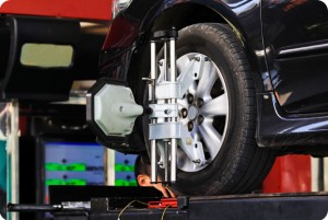 Suspension and alignment service Salem OR