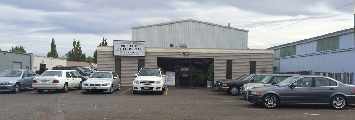 Prestige German Auto Repair in Salem OR